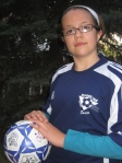 jessy with game ball