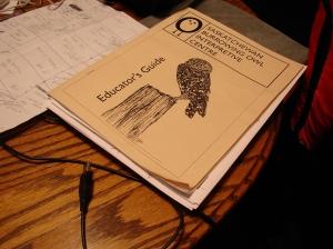 owl ed book