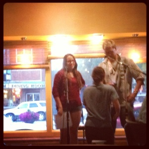 jess and danial open mic jul 2013